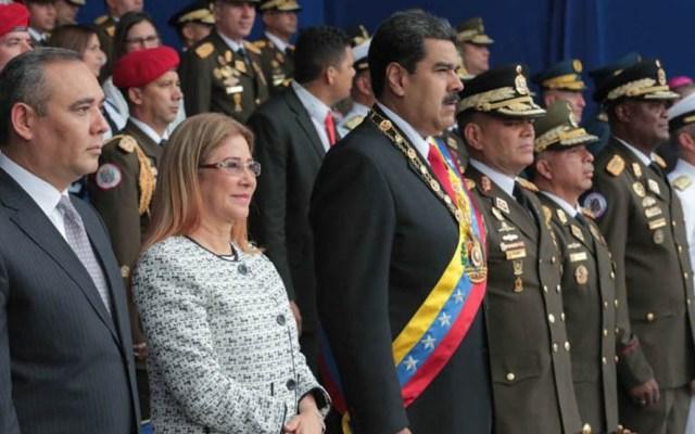 Gobierno de Venezuela revela que atentado contra Maduro fue con drones. Hay 6 detenidos - Foto de Twitter