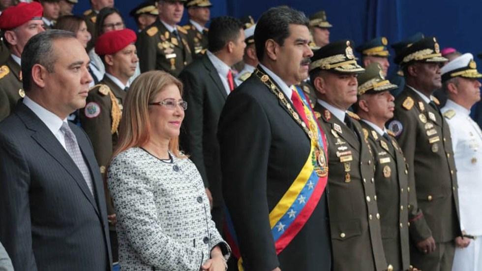 México rechaza acusación de Venezuela por atentado contra Maduro - Foto de Twitter