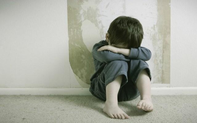 Rescatan a cuatro niños maltratados en Tláhuac - Foto de internet
