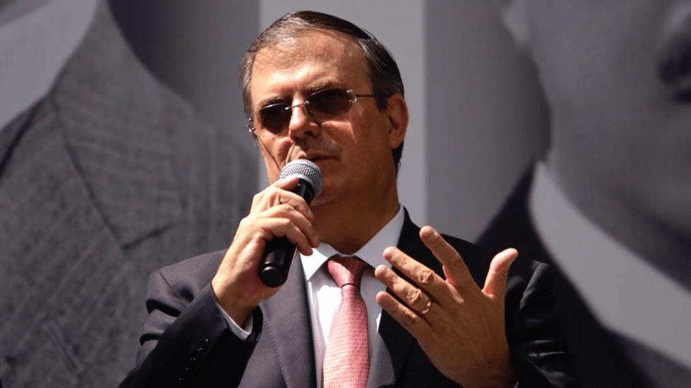 Senado aprueba en comisiones nombramiento de Ebrard como canciller - Foto de Quadratín