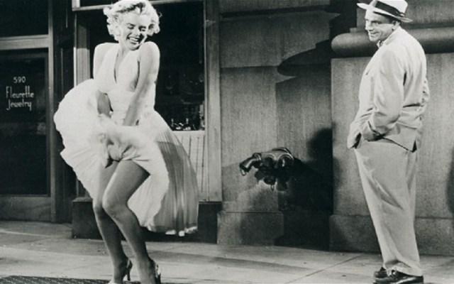 Subastarán el vestido más famoso de Marilyn Monroe - Foto de internet