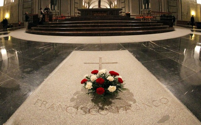 España aprueba exhumación del dictador Francisco Franco - Foto de internet