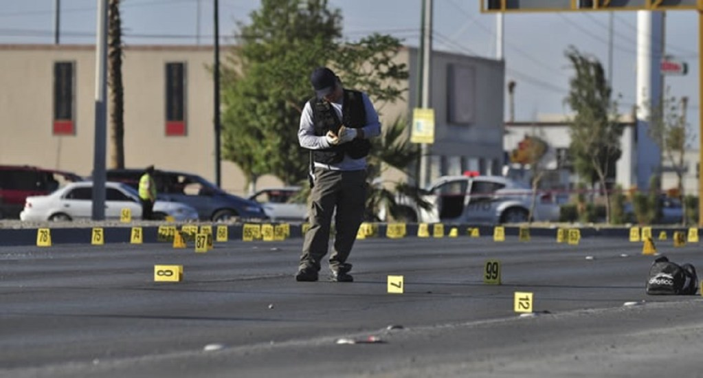 Fue 2018 el año más violento en la historia de México: Semáforo Delictivo. Noticias en tiempo real