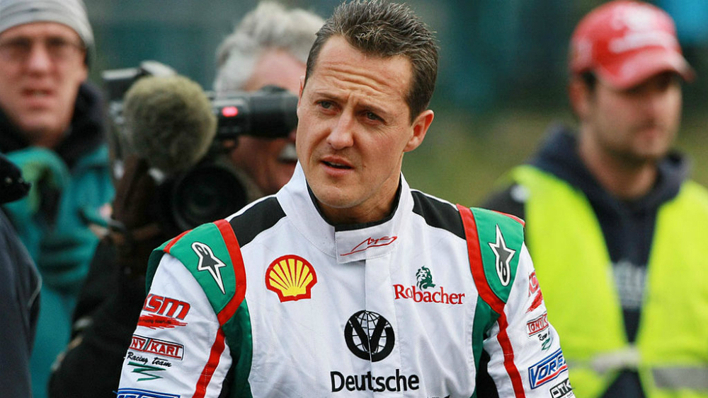 Preocupa la salud de Michael Schumacher: será trasladado a España