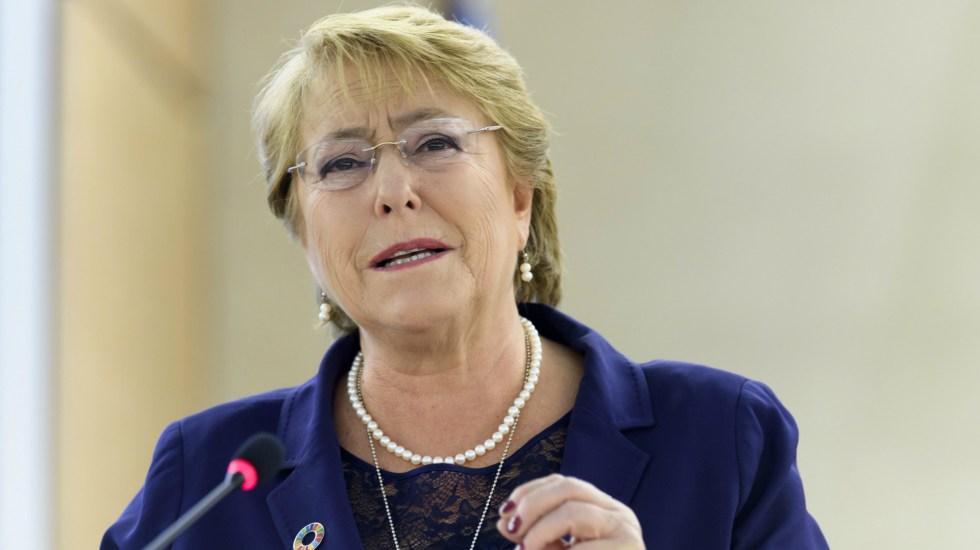 Confirma la ONU a Michelle Bachelet como nueva jefa de derechos humanos - Foto de Ritmo Parana