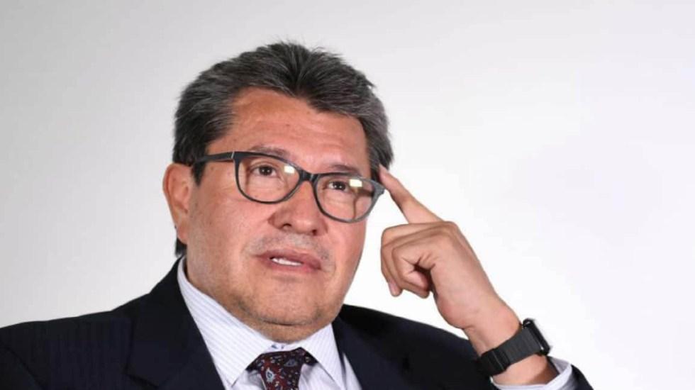 Urrutia debe de llegar entre el 20 y 28 de agosto a México: Monreal