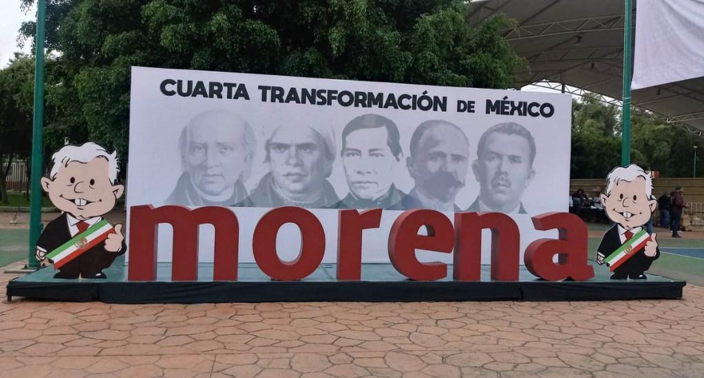 consulta Morena