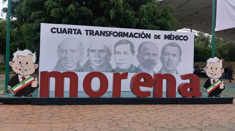 Morena ya gobierna seis estados: Consulta Mitofsky - Foto de @PartidoMorenaMx