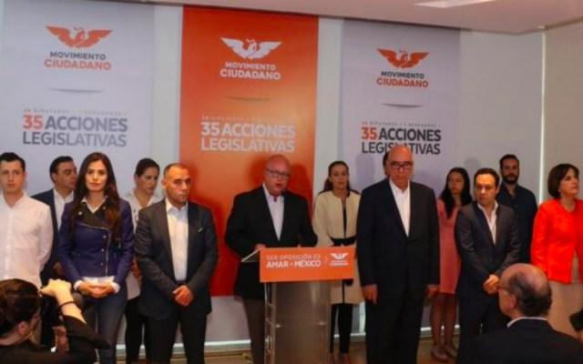 """Movimiento Ciudadano apoyará a AMLO en eliminación del """"gasolinazo"""" - Foto de Internet"""