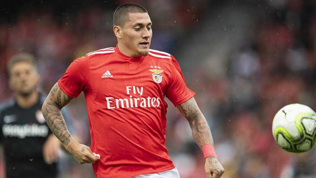 Nicolás Castillo se pierde su primer partido de liga con el Benfica - Foto de Internet