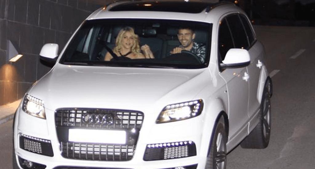 Juzgado cita a Piqué a declarar por conducir sin puntos - Foto de ABC
