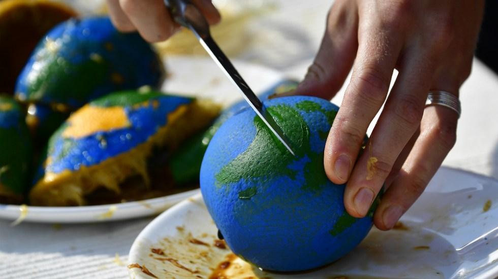 """La Tierra en riesgo de caer en un irreversible estado """"invernadero"""" - Foto de AFP"""