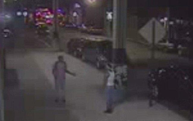 #Video Policía dispara a hombre en la cara después de discutir