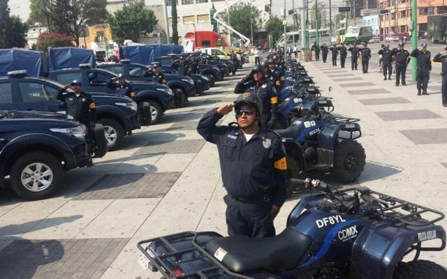 Participarán 2 mil policías en toma de protesta de López Obrador - toma de protesta