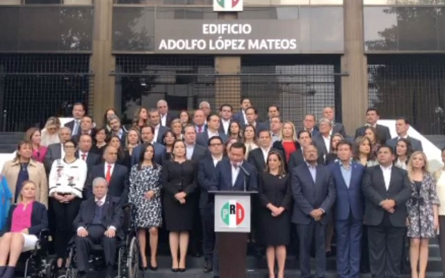 Agenda del PRI será cercana a la ciudadanía: Osorio Chong - Captura de Pantalla