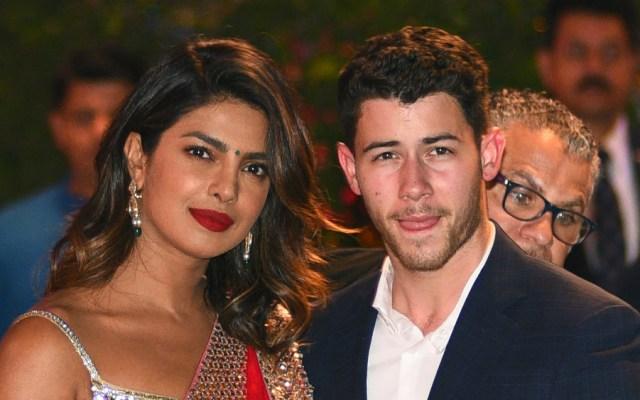 Nick Jonas y Priyanka Chopra se comprometen - Foto de AFP