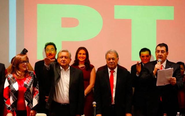 PT denuncia sobrerrepresentación de Morena en el Congreso - Foto de PT