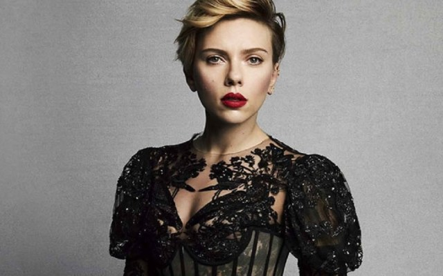Scarlett Johansson se corona como la actriz mejor pagada - Foto de internet