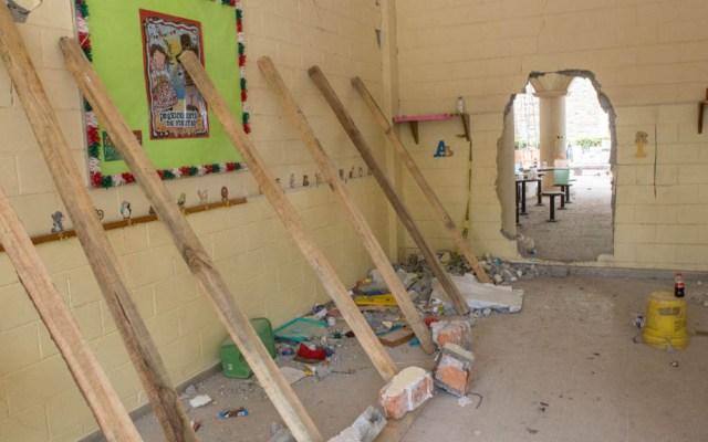 """Alumnos de 52 escuelas en CDMX regresarán a clases en """"sedes alternas"""" - Foto de internet"""