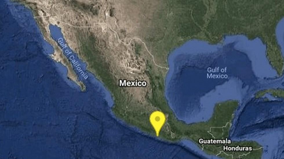 Saldo blanco tras sismo magnitud 5.3