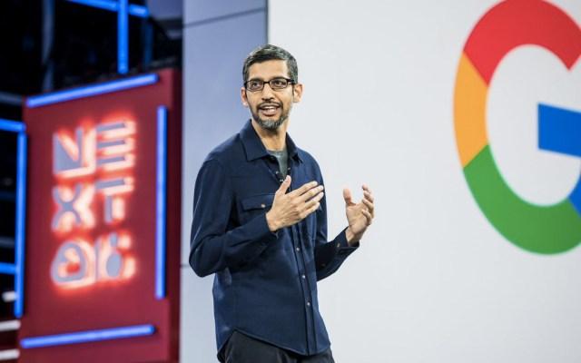 Google no tiene listo buscador especial para China - Foto de Twitter Sundar Pichai