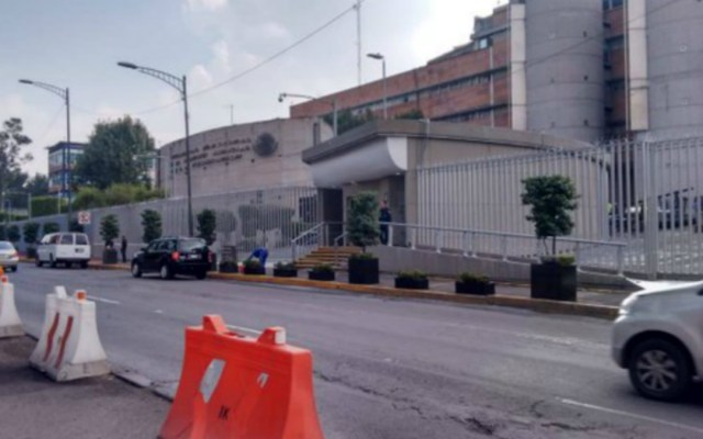 Estado Mayor Presidencial resguarda las oficinas del TEPJF - Foto de Internet