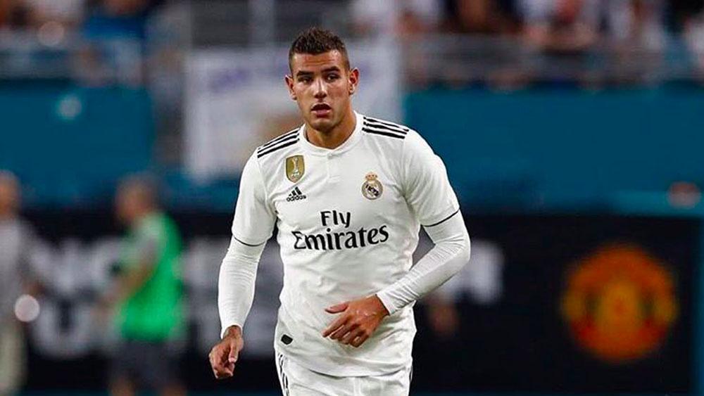 Real Madrid cede al francés Theo Hernández a la Real Sociedad