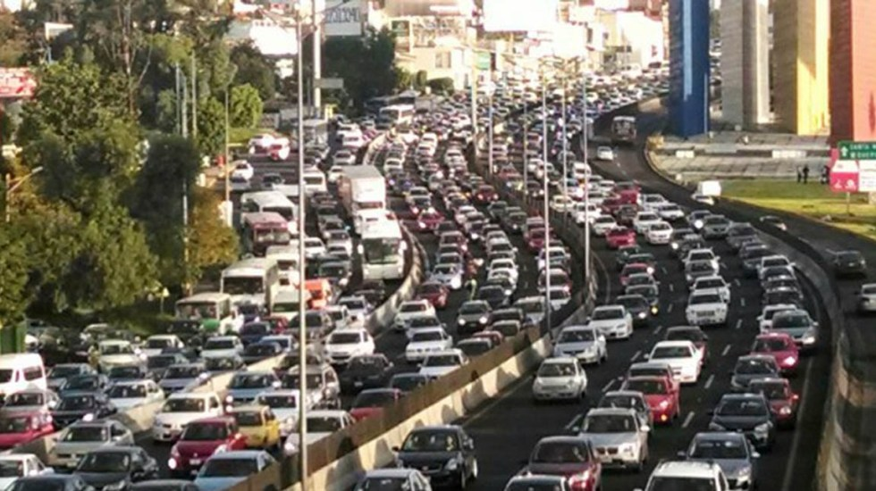La Ciudad de México es el lugar donde más tiempo se pierde en el tráfico - Captura de pantalla