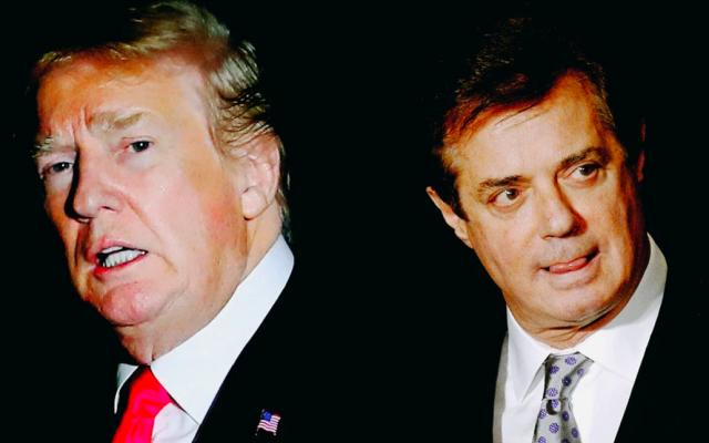 Indulto de Trump a Manafort socavaría imperio de ley: Los Angeles Times - Foto de Internet