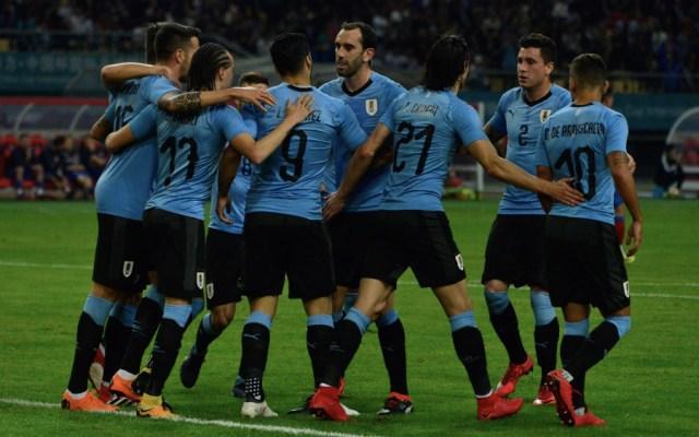 Uruguay con novedades y sin el 'Maestro' Tabárez para amistoso ante México - Foto de @Uruguay