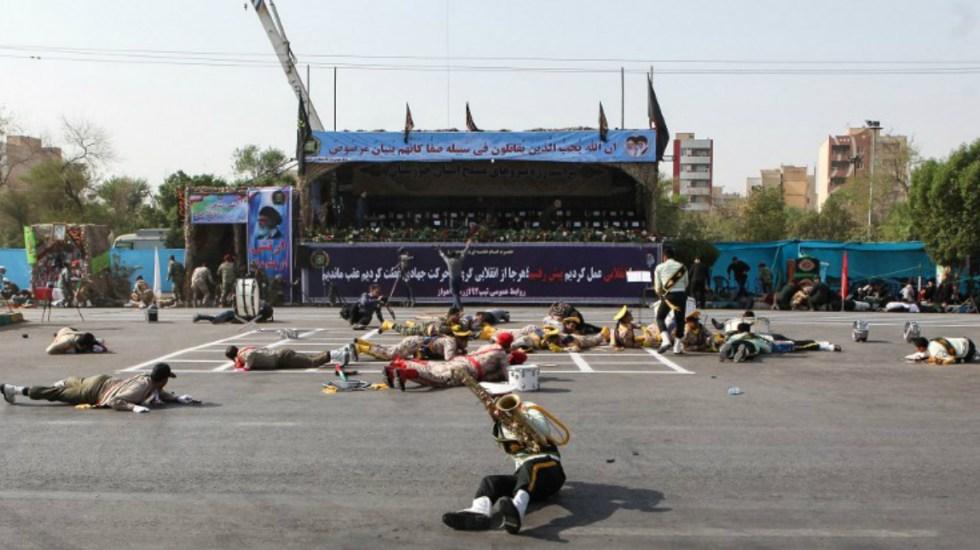 """Irán promete una """"venganza terrible"""" tras atentado - Foto de AFP/ISNA/Alireza Mohammadi"""
