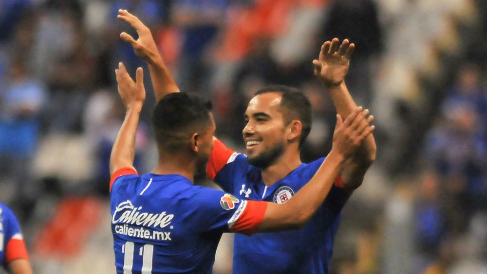 Cruz Azul se afianza como líder del futbol mexicano - Foto de AFP