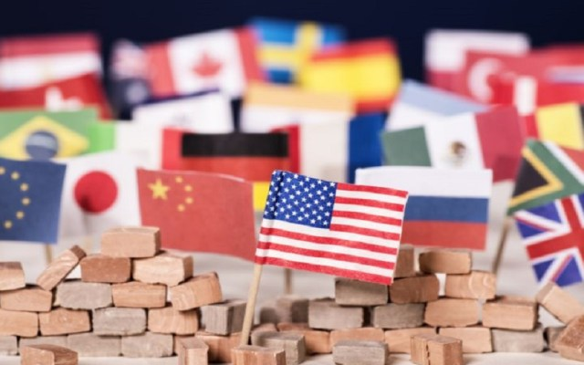 Advierten a EE.UU. decrecimiento económico por guerra comercial - Foto de Internet