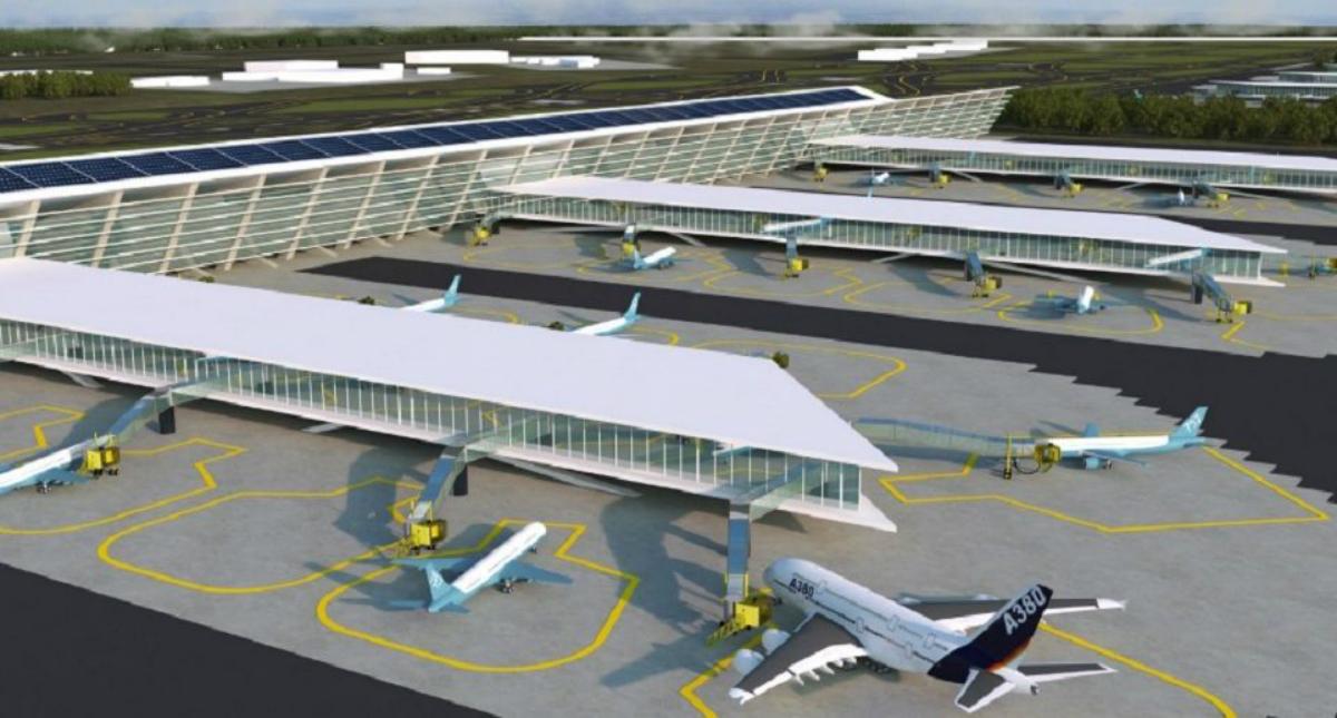 Se deslinda Francia sobre estudio para aeropuerto