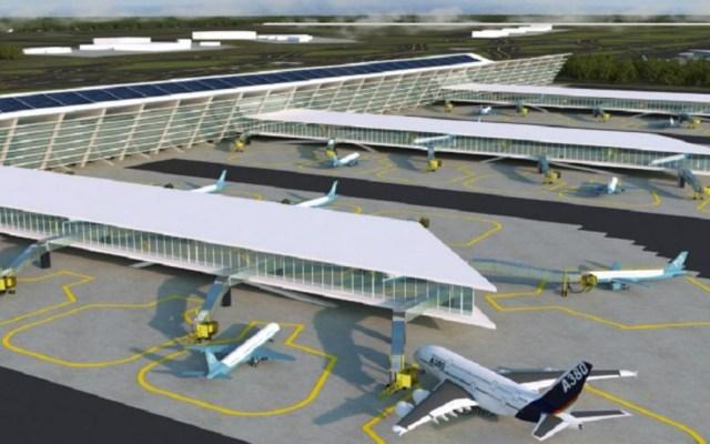 Sedena debe entregar estudios de viabilidad de aeropuerto en Santa Lucía - santa lucía