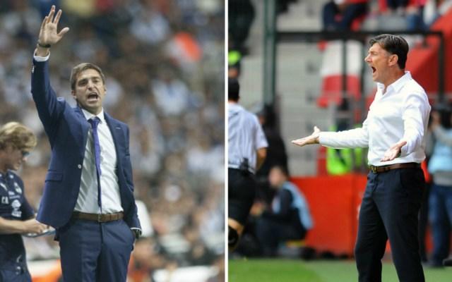 Técnicos Cristante y Alonso, suspendidos dos partidos - Foto de AFP