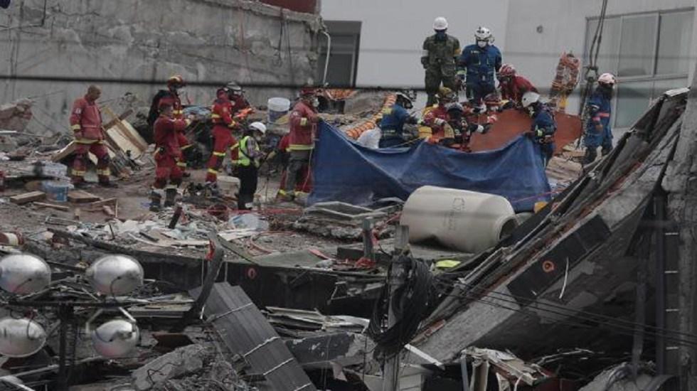 Álvaro Obregón 286 rompió récord en tiempo de rescate - Foto de El Universal