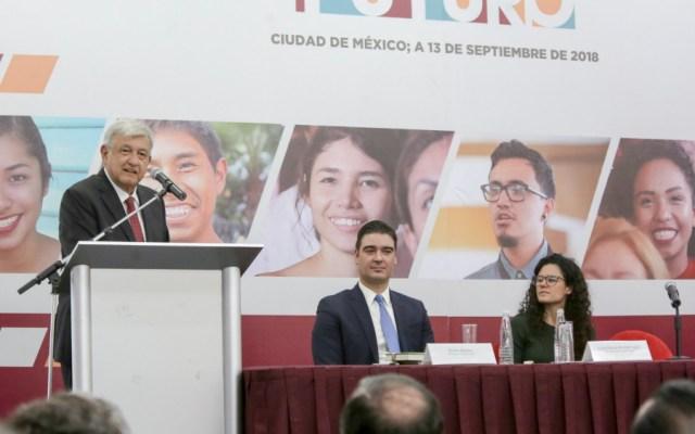 Programa para jóvenes apoyará contra inseguridad: López Obrador - Foto de @lopezobrador_