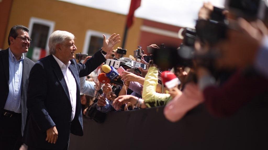 Secretaría de Cultura se mudará a Tlaxcala en 2019: López Obrador. Noticias en tiempo real