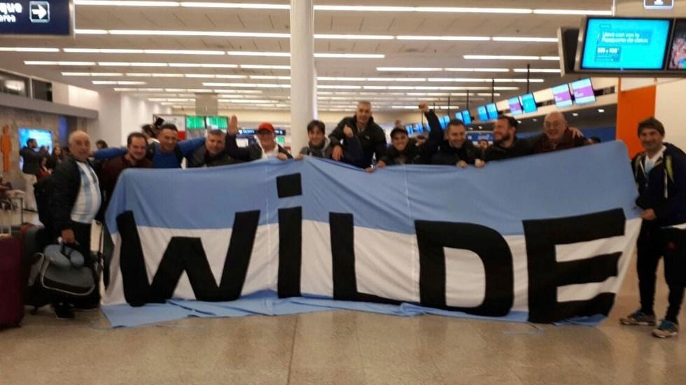 Sancionan a cuatro argentinos por conductas sexistas en Mundial de Rusia - Foto de Internet