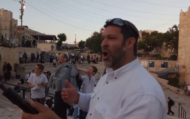 Palestino apuñala a israelí en Cisjordania - Foto de The Jerusalem Post