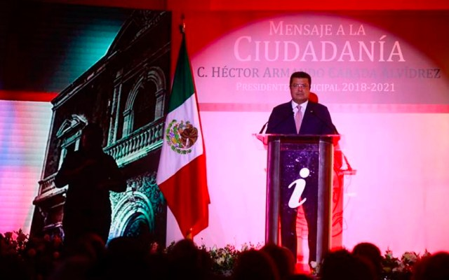 Alcalde reelecto de Ciudad Juárez culpa a asamblea electoral por conteo de votos - Foto de @MunicipioJuarez