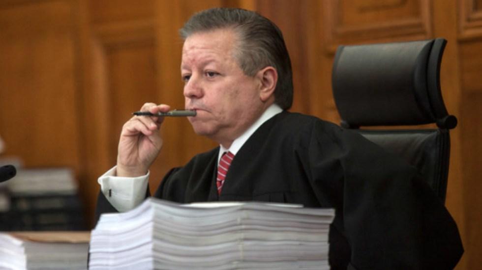 Nada daña tanto al Poder Judicial como corrupción y nepotismo: Zaldívar - Foto de Internet