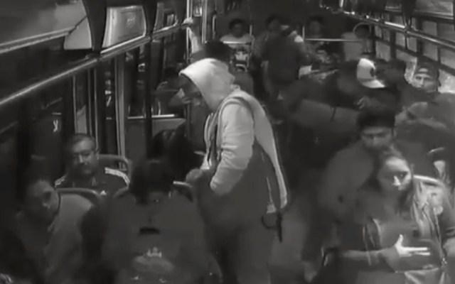#Video Asaltan camión en Periférico