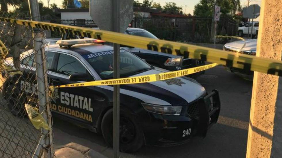 Abaten a cuatro presuntos delincuentes en Hermosillo - Foto de El Imparcial
