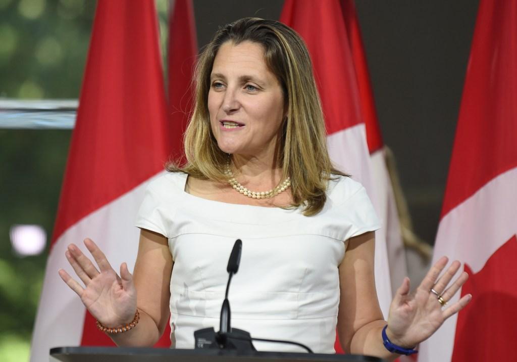 Esta semana se retomaría negociación Canadá-EE.UU. por TLC - Foto de AFP
