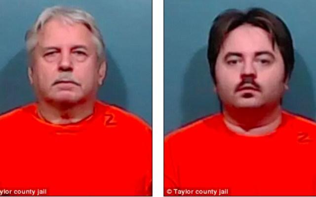#Video Padre e hijo asesinan a hombre por un colchón en Texas - Foto de Internet