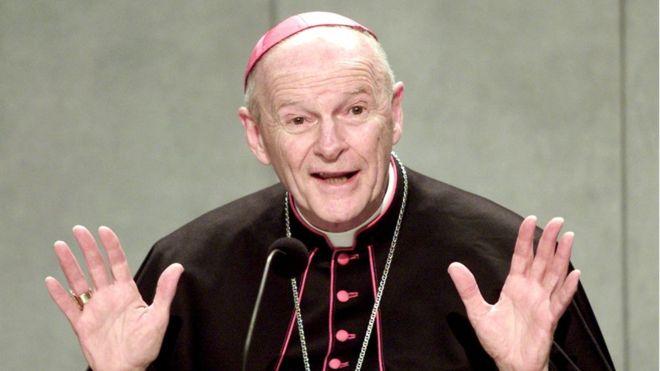 El Vaticano ordenó una nueva investigación contra el cardenal McCarrick
