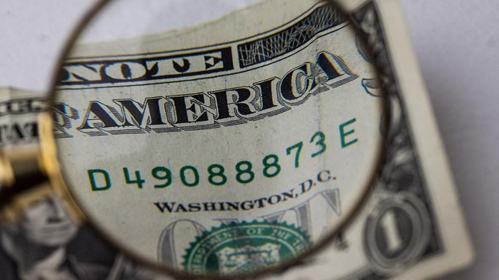 El dólar avanza y cierra jornada a 19.41 pesos - dólar se vende a 19.41 pesos