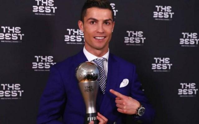 Cristiano Ronaldo se ausentará en la entrega de The Best - Foto de Internet